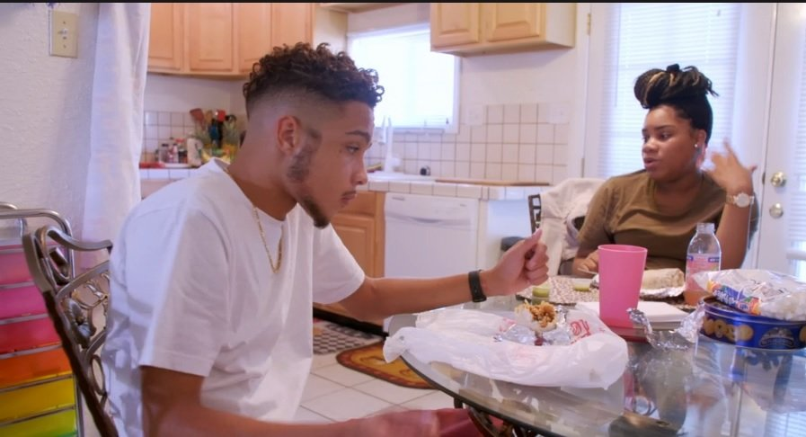 Teen Mom Young And Pregnant Recap: Parenting 101