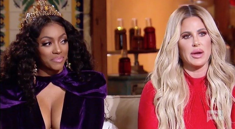 Porsha Williams & Kim Zolciak