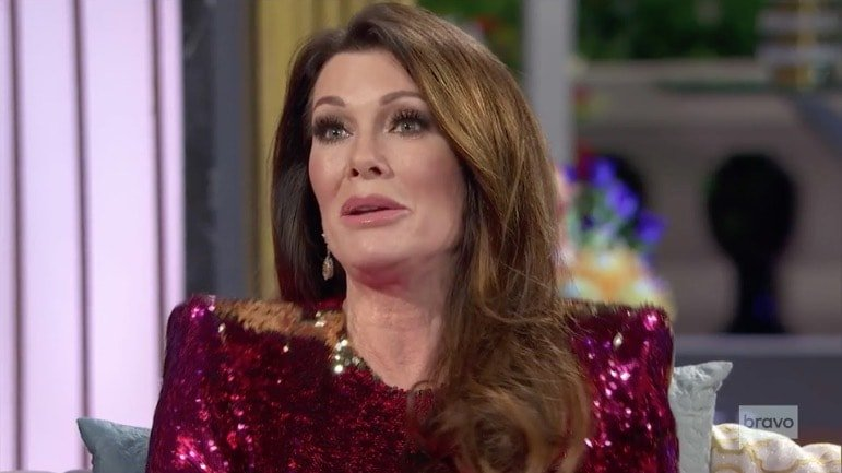 Lisa Vanderpump - RHOBH reunion part 1