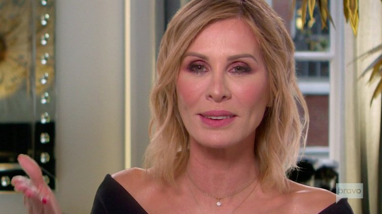 """Real Housewives Of New York's Carole Radziwell: Bethenny Frankel """"Seems So Angry And Unhappy"""""""