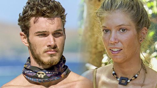Exclusive – Survivor: Ghost Island's Jenna Bowman and Michael Yerger