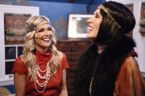 Real Housewives Of New York Recap: A Frittered Friendship