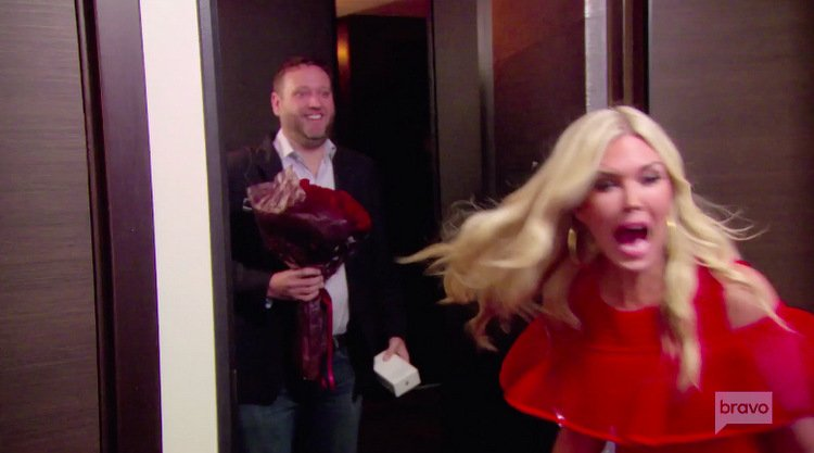 Real Housewives Of New York Recap: Tea For Tat