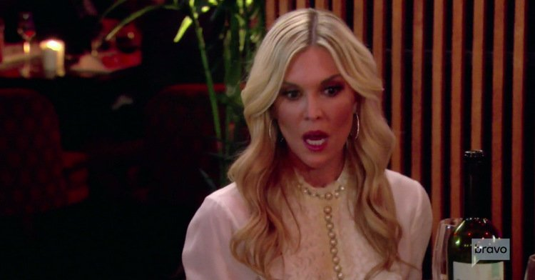 "Tinsley Mortimer Accuses Sonja Morgan Of Being ""Calculating""; Says Bethenny Frankel ""Has No Idea"" What Her Situation With Sonja Is About"