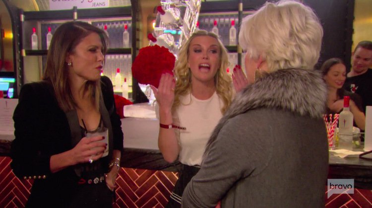 Real Housewives Of New York Recap: You Broke The Penal Code