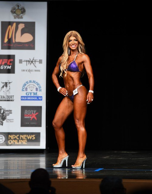 Teresa Giudice & Dolores Catania's Son Frankie Competed In A Bodybuilding Competition