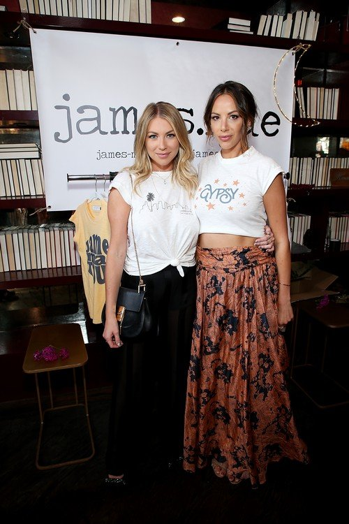 Kristen Doute Gets Support From Her Vanderpump Rules Co-Stars At James Mae Launch