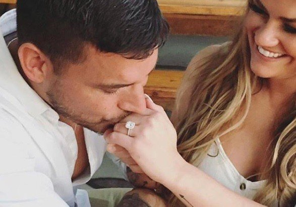 Jax Taylor Asked Both Of Brittany Cartwright's For Their Blessing Before He Proposed