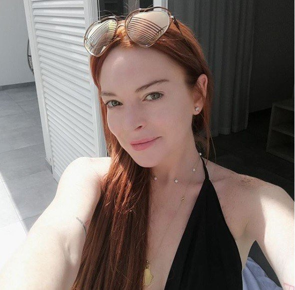 """Lindsay Lohan Is Working On """"Vanderpump Rules -Style"""" Reality SHow About Her Club In Greece"""