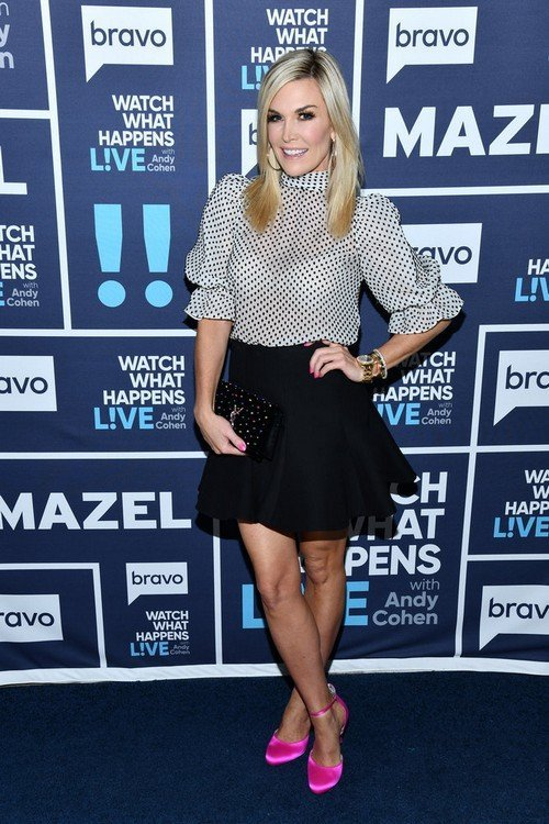 Real Housewives Of New York City's Tinsley Mortimer Breaks Up With Scott Kluth-Again