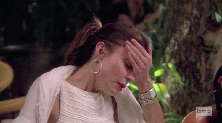 Real Housewives Of New York Recap: Wigging Out