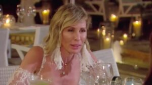 "Carole Radziwell Slams Bethenny Frankel As A ""Narcissist"""