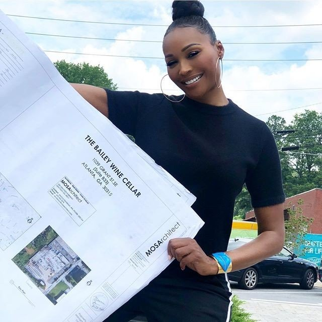 Cynthia Bailey Has A New Business Venture In The Works