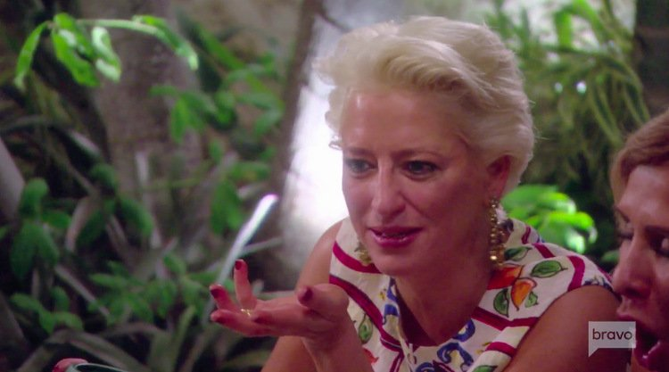 New Episode Of Real Housewives Of New York Tonight: Bethenny Vs. Carole Continues & Dorinda Goes Off On Luann