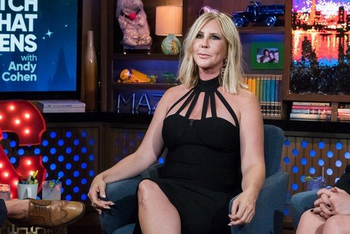 "Vicki Gunvalson ""Doesn't Get"" Why It's Upsetting To Go On Secret Double Dates With Kelly Dodd's Ex-Husband Michael"