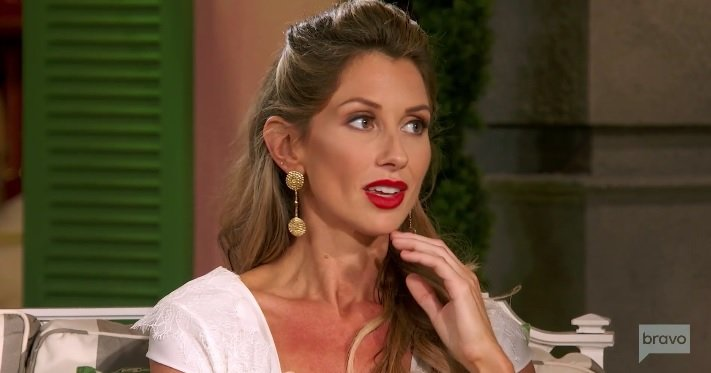 Ashley Jacobs Throws Shade Back At Patricia Altschul On Instagram