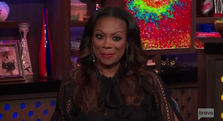Kandi Burruss Talks About Kenya Moore's Baby Bump, Apollo Nida's Wedding, And Gregg Leakes' Cancer Diagnosis On Watch What Happens Live