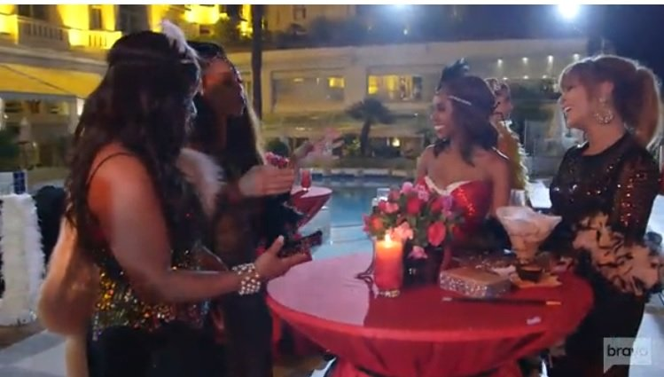 The Real Housewives of Potomac Recap: Au Revoir Drama