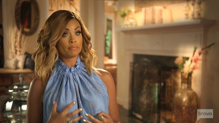 """Gizelle Bryant Says She Has """"Never Heard The Truth"""" From Karen Huger"""