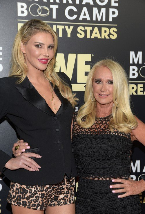 Kim Richards And Brandi Glanville Weigh In On Denise Richards Joining The Real Housewives of Beverly Hills