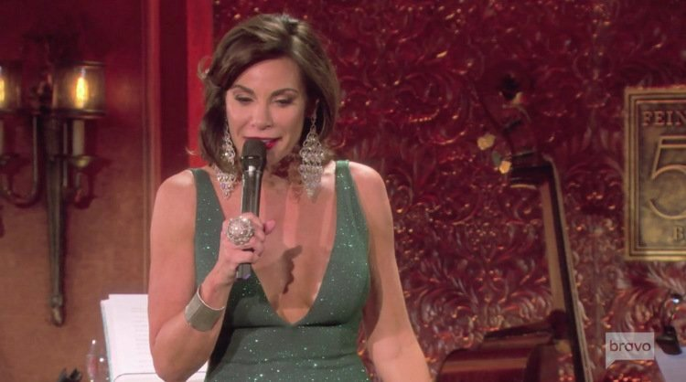 Real Housewives Of New York Recap: Life Is A Cabaret