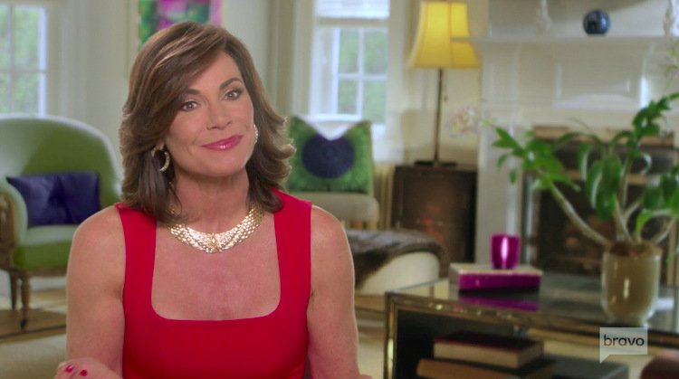 The Police Officer Who Arrested Luann de Lesseps Just Got Fired