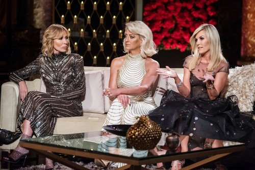 Carole Radziwill Says No One From The Cast Wanted To Film With Tinsley Mortimer