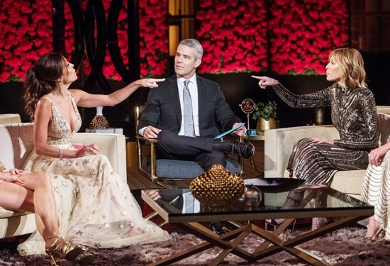 Reality TV Listings - Real Housewives of New York Reunion Part 2