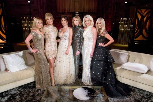 Real Housewives of New York Reunion Kicks