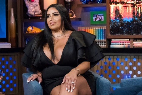 Mercedes Javid Says She Can't Carry A Baby Ever Again