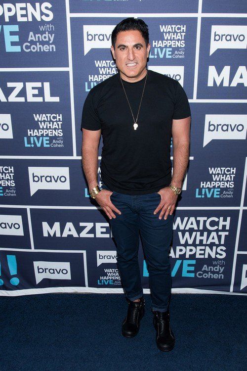 """Reza Farahan From """"Shah's Of Sunset"""" Talks About His And Husbands Plans For Kids"""