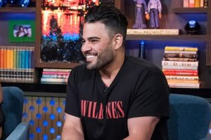 """Mike Shouhed Says Golnesa """"GG"""" Gharachedaghi's Ugly Side Came Out During The Reunion"""