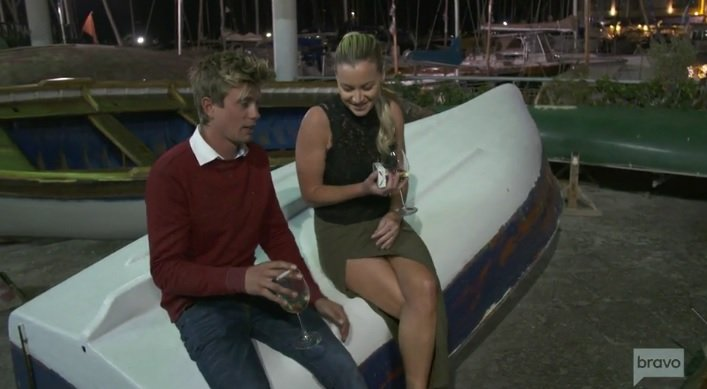 New Episode Of Below Deck Mediterranean Tonight: More Relationship Drama For Hannah & Conrad