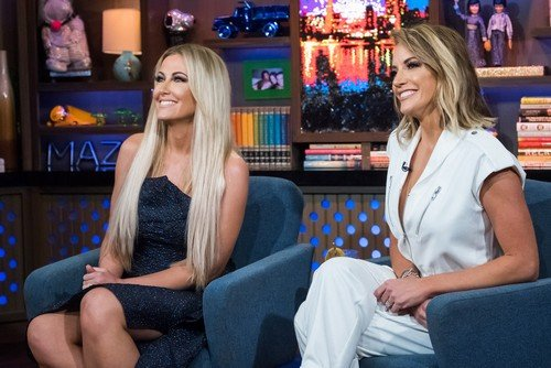 Cary Deuber & Stephanie Hollman Say LeeAnne Locken & D'Andra Simmons Argued About Who's The Star On Real Housewives Of Dallas