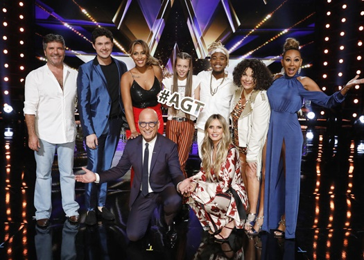 Reality TV Listings - America's Got Talent Finale