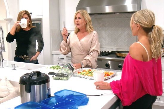 Real Housewives Of Orange County Recap: She Loves Him; She Loves Him Not