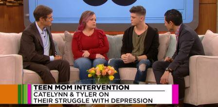 Catelynn and Tyler appear on Dr. Oz