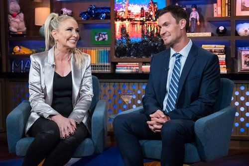 Jeff Lewis Says It's Hard To Get Over Abuse Claims From Jenni Pulos; Shannon Beador Not Interested In Befriending Gina Kirschenheiter At This Point