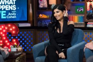 Destiney Rose Doesn't See Reza Farahan And Tommy Feight Making Up