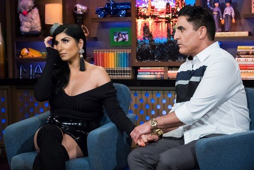Destiney Rose Responds To Mike Shouhed's Comments About Her Sexuality; Reza Farahan Discusses Fight With Mike In Las Vegas