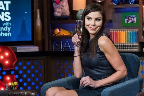 Heather Dubrow Says Vicki Gunvalson Is The Horniest Person She's Ever Met In Her Life; Weighs In On Alexis Bellino's Divorce
