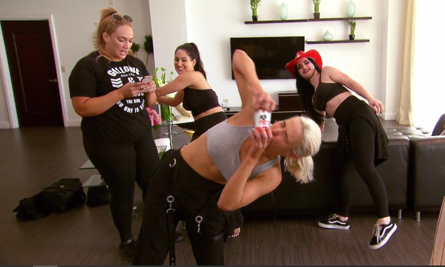 Total Divas: Birthday Celebrations, Naked Sushi and a Sexy Dance Off