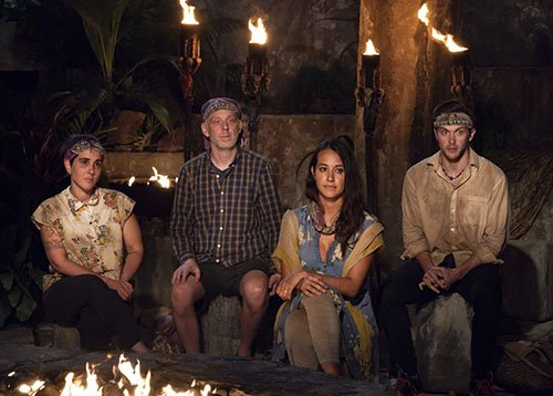 Exclusive Interview: Survivor: David vs. Goliath's Lyrsa Torres: 'On The First Day I Put The Target On Me'