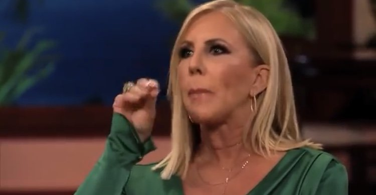 Vicki Gunvalson Responds To Son Michael Wolfsmith's Dig At Fiance Steve Lodge's Run For Governor Of California