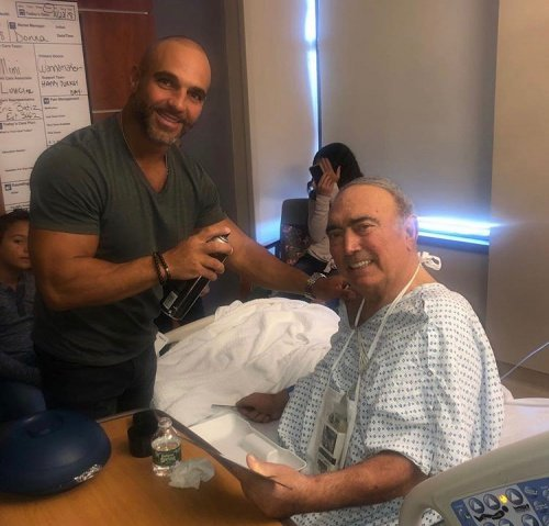 Joe & Melissa Gorga Share Photos From Hospital Amid Speculation They Don't Spend Time With Joe's Dad