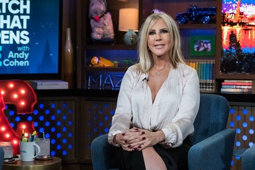 Vicki Gunvalson Reported To Be Demoted To Friend Of Status If Boyfriend Steve Lodge Doesn't Propose To Her