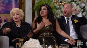 Mercedes Javid's Husband Tommy Feight Sentenced To Ten Days In Jail For Vandalism Of Reza Farahan's Property