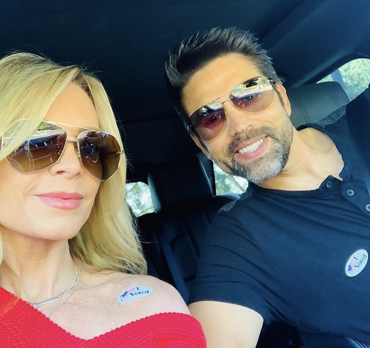 Reality Stars Share Photos From Midterm Election Voting: Kyle Richards, Kristen Doute, & More!
