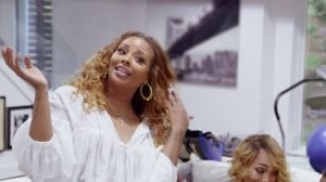 Real Housewives of Atlanta's Eva Marcille Calls Kandi The Shadiest Housewife; Names The Housewife She Wants Back On The Show