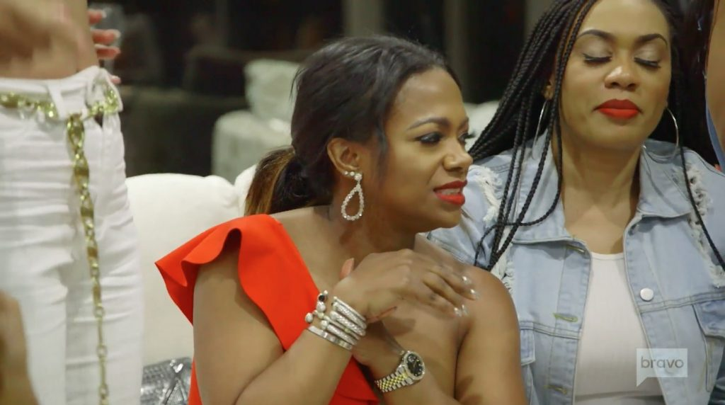Kandi Burrus does not approve of open relationships